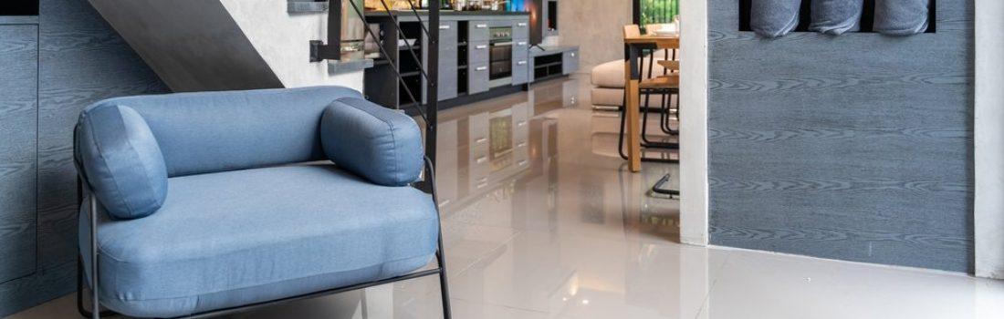 Waterproofing home floors